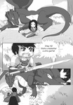 Mordrag and Rika adventures page 04 by RikaChan3