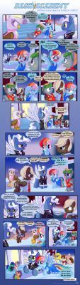Dash Academy - Starlight Dance part. 7 by palafox129