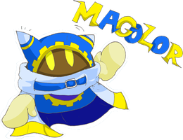 Magolor by Zieghost