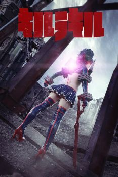 Kill la Kill: We are one by Astarohime