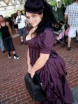 Steampunk costume Otakon 2011 by morgoththeone