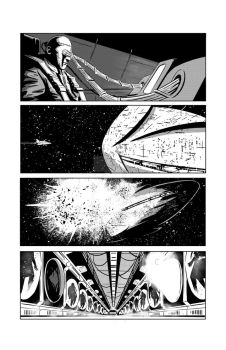Death by Service - sci-fi short story - page 4 by AhmedRaafatArt