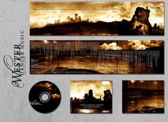 Wester Album Layout by epidemic
