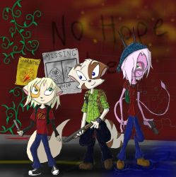 Dreamkeepers in The Last of Us by Leokingdom10