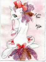 OC MLP Cutie Bow by QueenAnneka