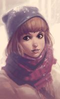 Winter Sima by Kuvshinov-Ilya