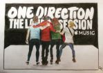One Direction- The London Session by balletpink100