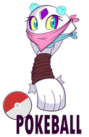 Pokeball by brayburnman