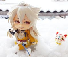 Kogitsunemaru Winter Photo 1 by ng9