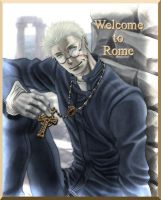Welcome to Rome. by nasumaru