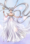 Neo Queen Serenity by selinmarsou