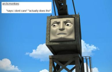 TTTE Tumblr Text Meme - Cranky Does Care by twinkletoes-97