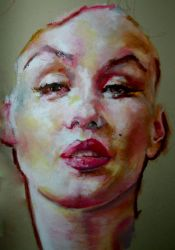Suggestive Oil pastels W.I.P 2 by indi1288