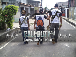 Call Of Duty - Going Back Home by NettoSonic