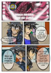 Yu-Gi-Oh! - D-Stortion - Capitulo 14 - Pagina 8 by threatningroar