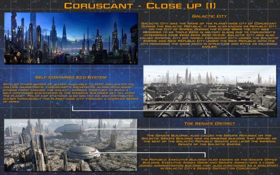 Planetary close up - Coruscant [1] by unusualsuspex