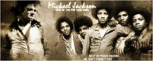 Michael Jackson by dim861