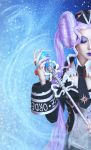 Trinity Blood - Helga von Vogelweide winter ver. 4 by Ank-sama