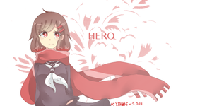 kagepro: H E R O by HachibanaEne