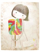 sweetest lolli by deWhin