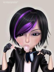 G is for Gogo Tomago by manukongolo