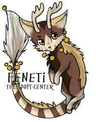 Wolfie1998: Kimimoto by The-Adopt-Center