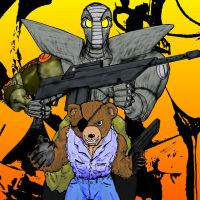Guns, Robots, and Talking Animals - Nemion Single by JennerCarnelian