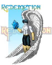 Redemption Character Designs - Redemption by RAM-Horn