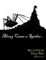 Issue2Cover by QuantumFairyTales
