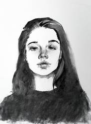 portrait study by Neivan-IV