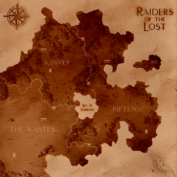Raiders of the Lost by preimpression