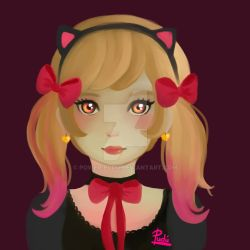 Black Cat Dva by Power-Pudu