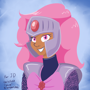 Sailor Knight for JD Benefield by StineTheKitty