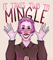 Let's Mingle by Official-Fallblossom