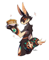 Pancakes anyone? by Moenkin