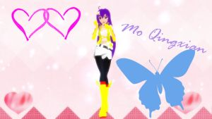 [MMD Newcommer] Mo Qingxian Ver. 1 DOWNLOAD by monobuni