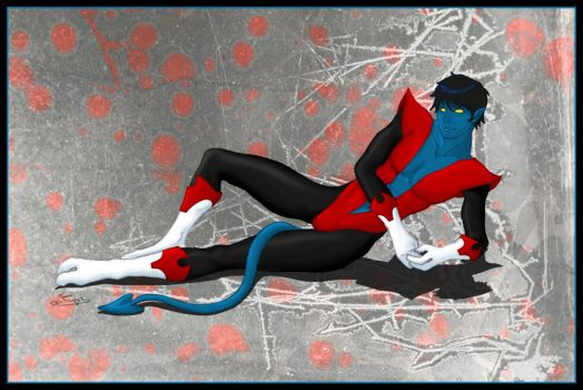 Nightcrawler by Lamoth