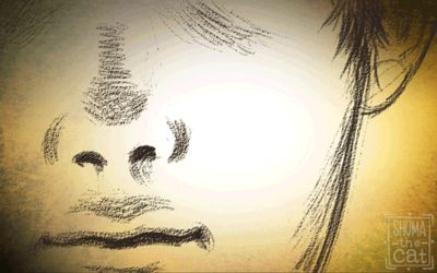 Animation | Nose by shuma-the-cat