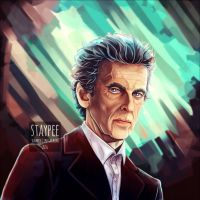 12th Doctor by staypee