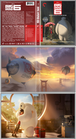 Big Hero 6 - Criterion Collection by FrankRT