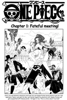OP OC. AceHato. Chapter 1/12. Fateful meeting! by HatoChan19