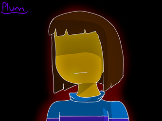 Frisk who? by Plumcicle