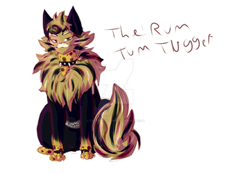 The Rum Tum Tugger by TheRumTumTiger