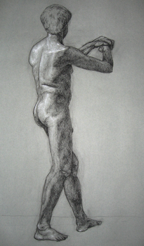 Male Figure 2 by eilistraee