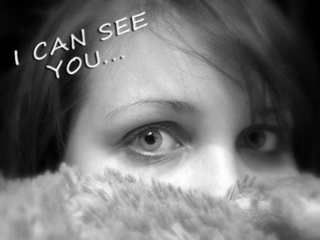 I can see you... by Tylek