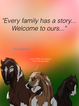 Welcome to our family by Akash-Studios