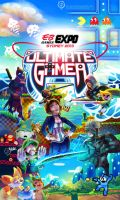 EB Games Expo 2013 - Ultimate Gamer Ticket by mmishee