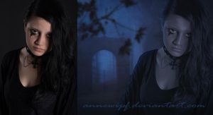 Dark Before After by annewipf