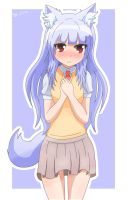 Shy Loli by Gehn94