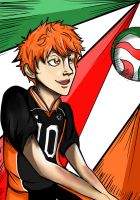 Haikyuu! Baby Carrot by Checker-Bee